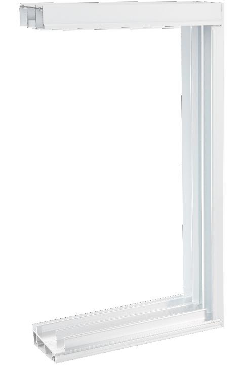 2000 Door Series Cross Section